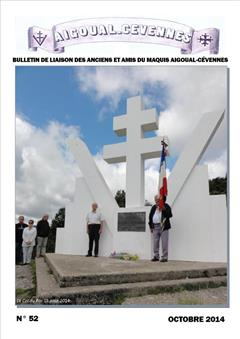 Bulletin n° 52 octobre 2014